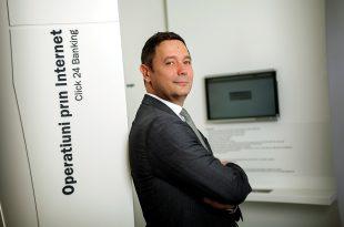 Sergiu Manea CEO al ERSTE Bank România