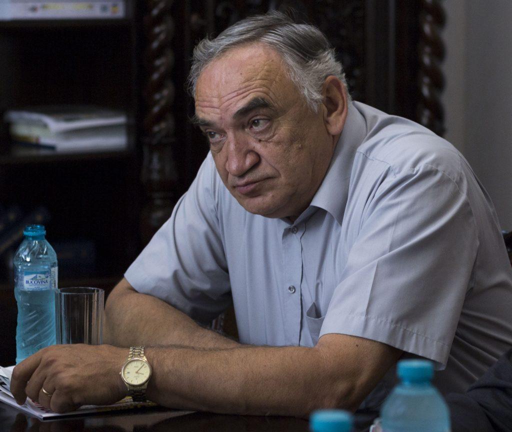 Nicolae-Victor Zamfir- taie ramane doar zamfir