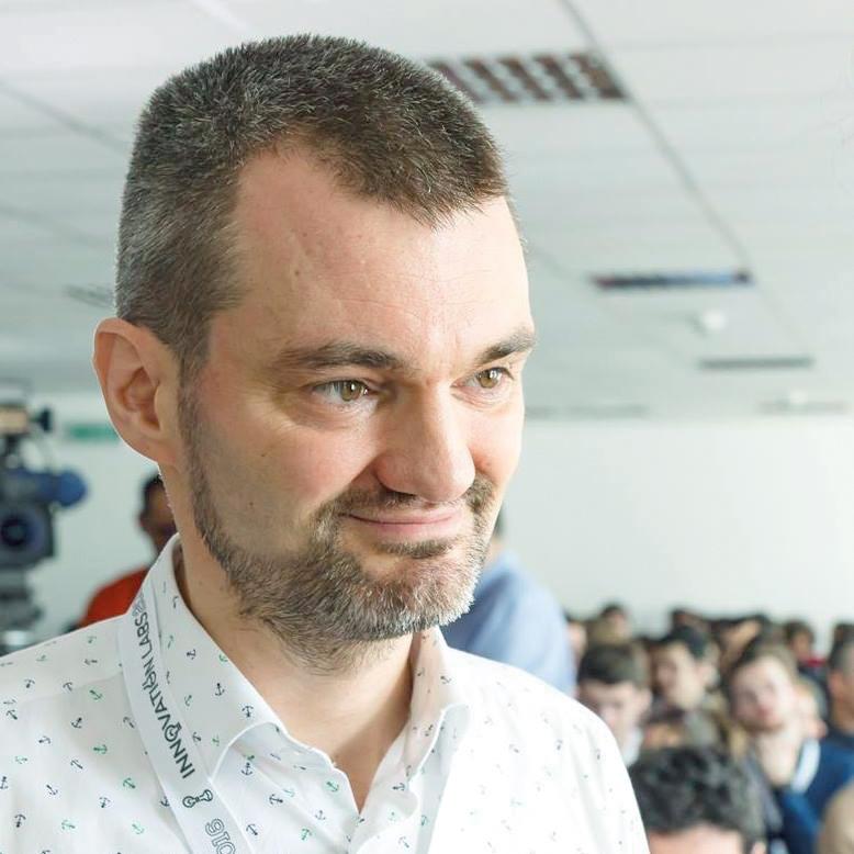 Razvan Rughinis prodecan Politehnica 2018