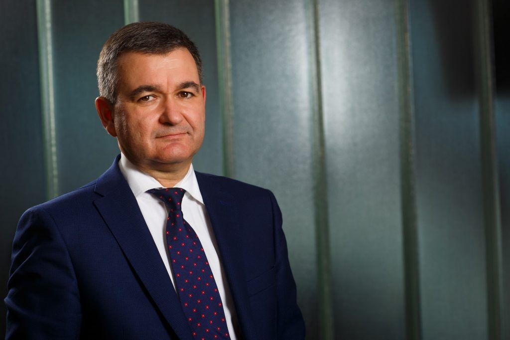 Valeriu Binig, Partner EY Romania