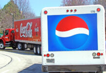 Cola vs.Pepsi ©Todd Sanders, flickr.com